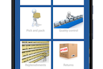 Shipedge Software - Shipedge is supported by a companion native app for Android smartphones