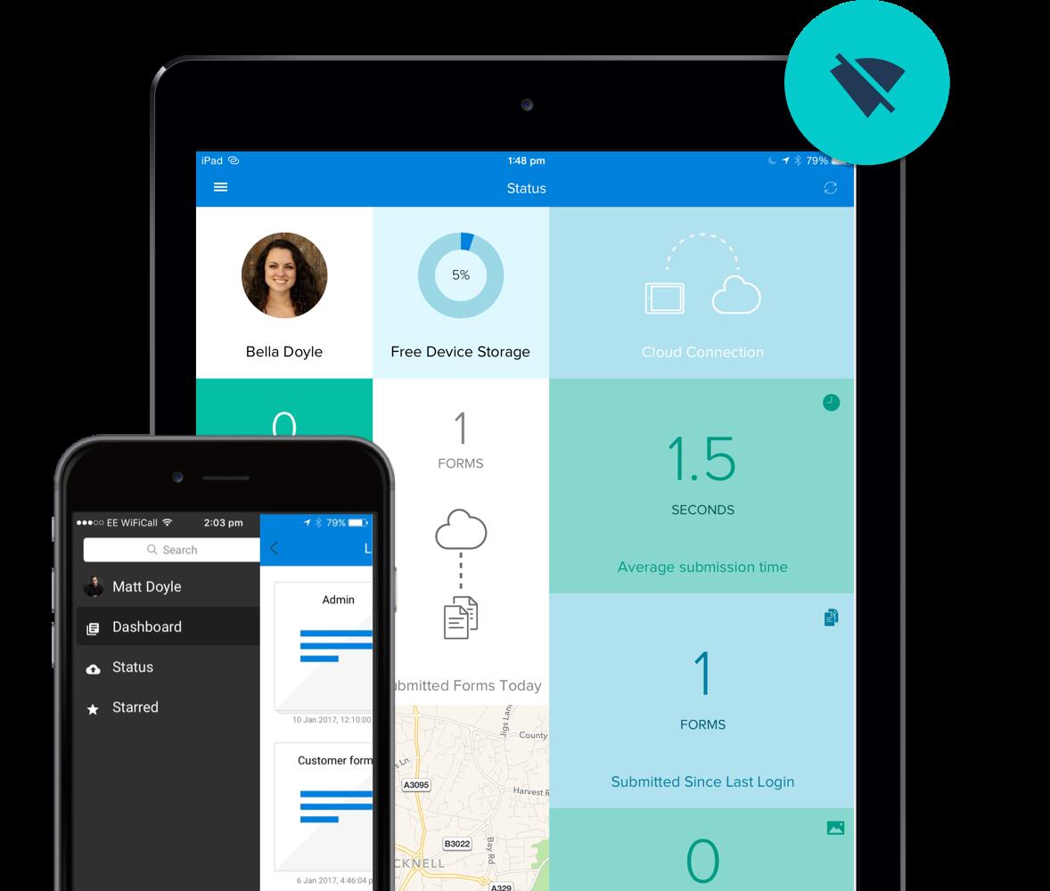 Array Software - Native iOS application