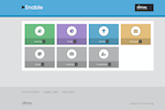 Enable LMS screenshot: Enable LMS allows users to personalize tasks and tiles on the dashboard