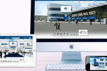 6Connex Software screenshot: 6Connex virtual event