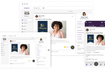Groupe.io screenshot: Multi-Channel Experience