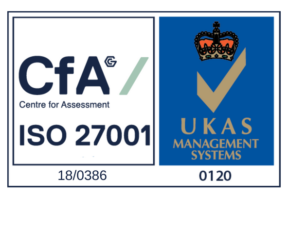 ISO27001 Accredited