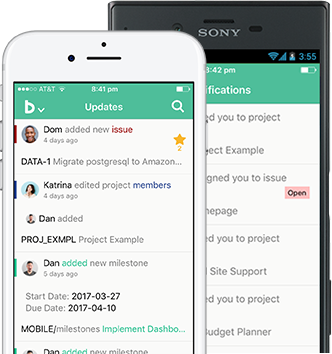 Backlog Software - Project manage on the go with iOS and Android mobile apps