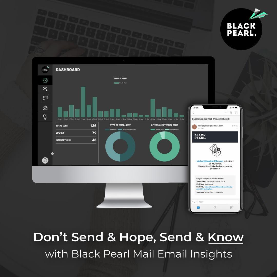 Black Pearl Mail Logiciel - 4