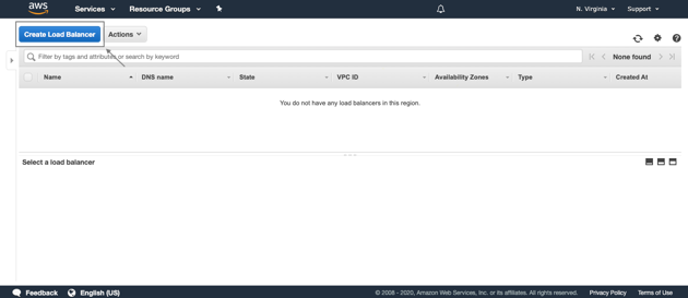 Amazon EC2 Spot load balancer