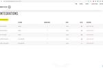 Dark Web ID screenshot: Dark Web ID MSP integrations