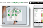 Safety Reports screenshot: