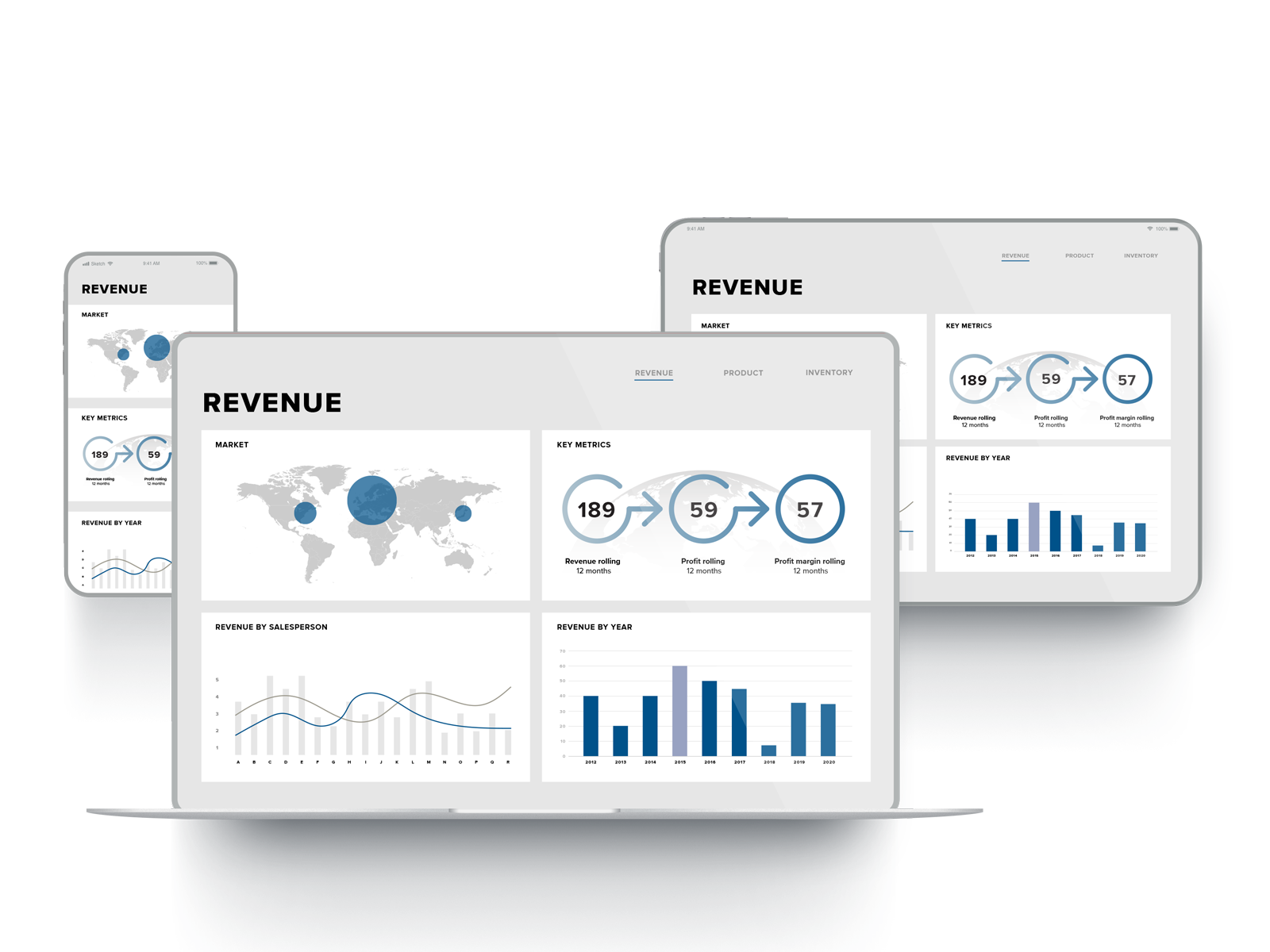 TARGIT Software - TARGIT Decision Suite revenue overview