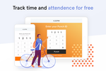 7shifts Screenshot: Manage time & attendance and reduce compliance risks