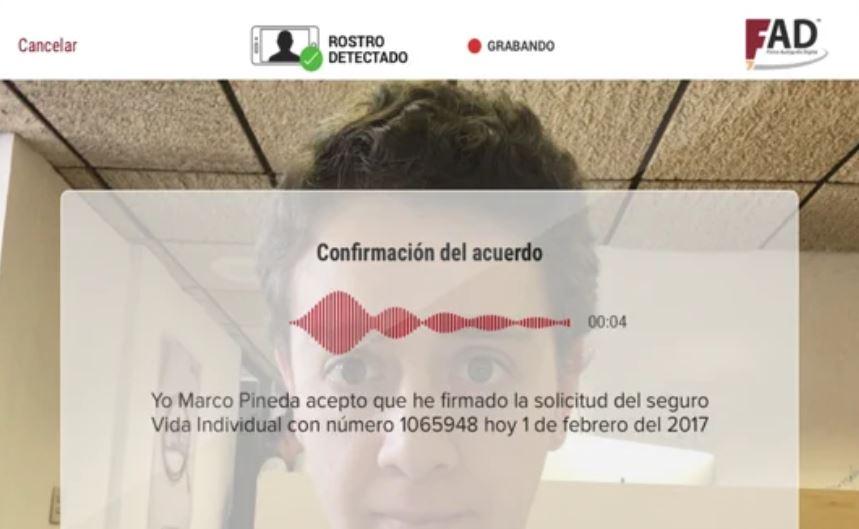 FAD agreement confirmation