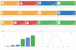 OptimumHQ screenshot: OptimumHQ analytics dashboard