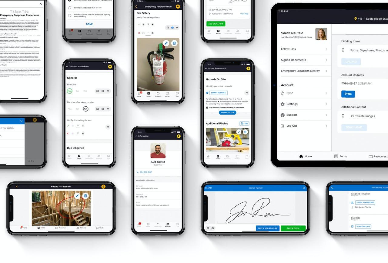 SiteDocs Software - SiteDocs Mobile App