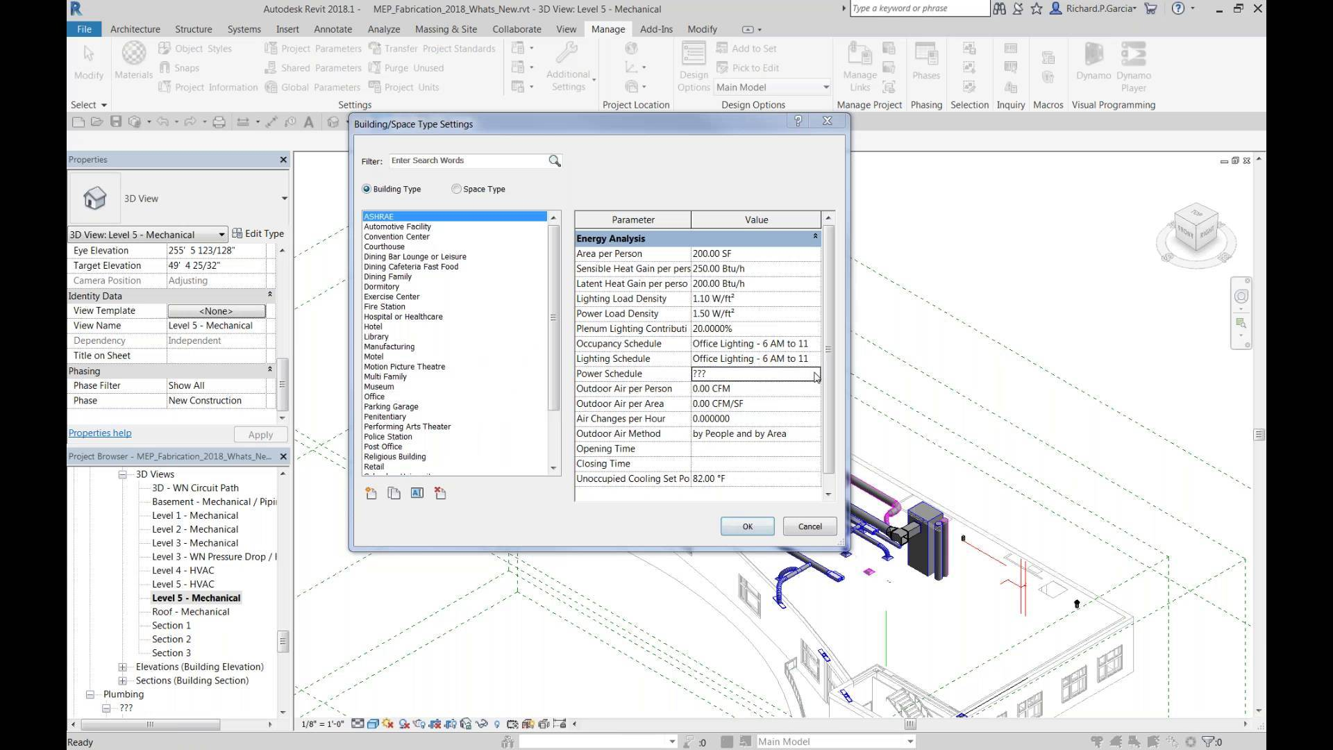 Revit integration