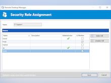 Remote Desktop Manager Software - 2