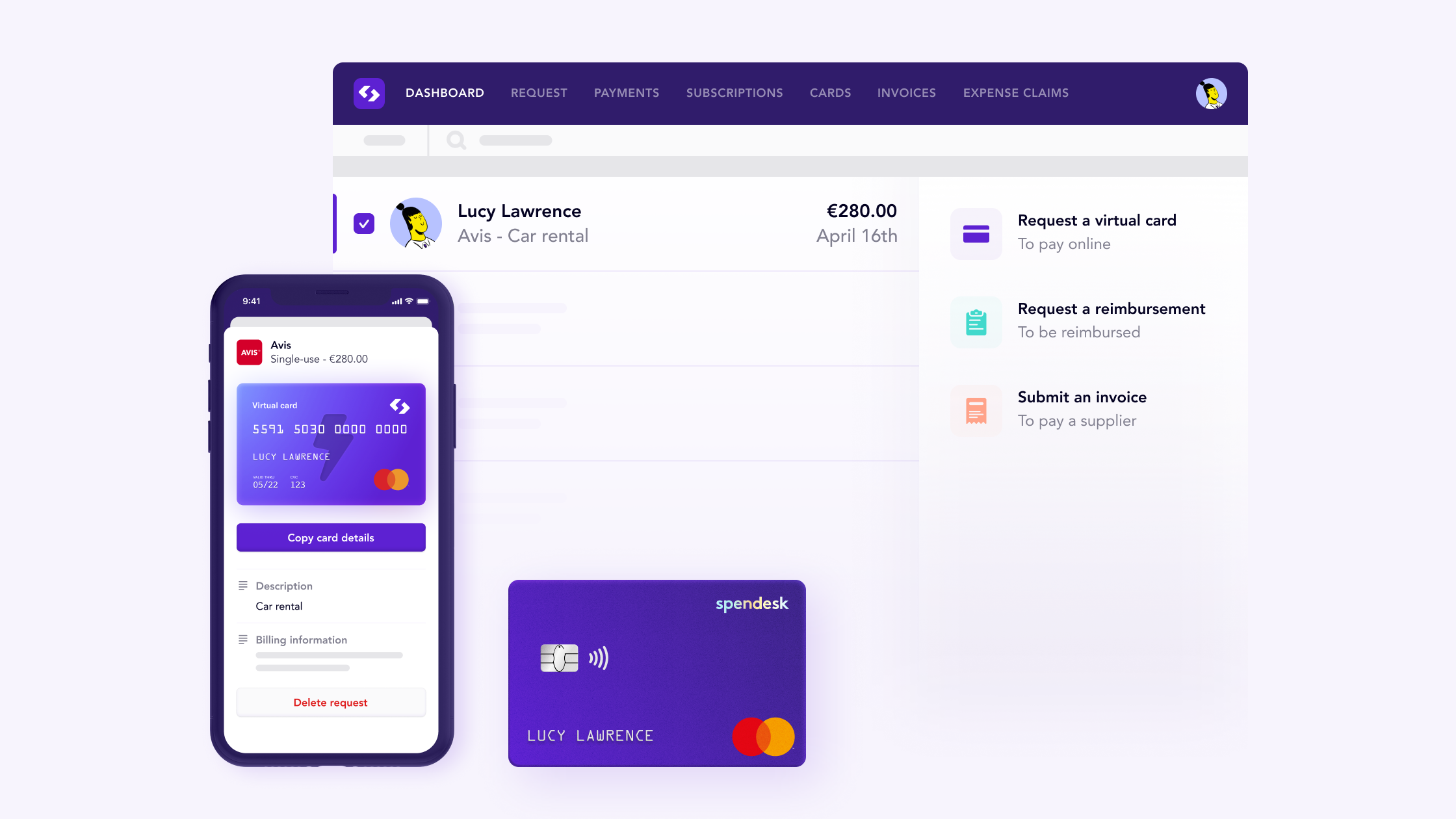 Spendesk Software - Spendesk is an all-in-one spending solution