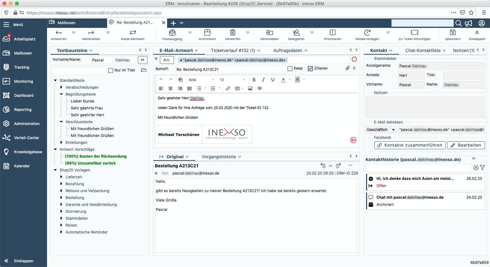 INEXSO ERM Logiciel - 1