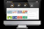 SAP Litmos screenshot: Learner Home Page