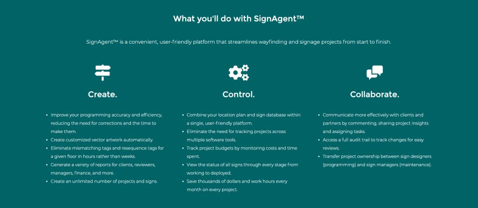 SignAgent Software - 3