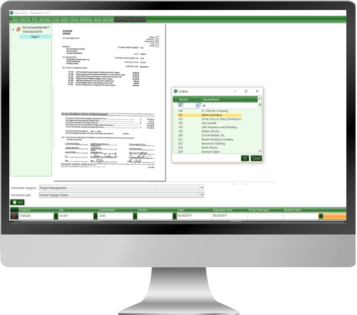 TimberScan for Sage 300 CRE