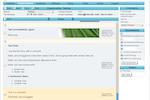 InfoCDB screenshot: InfoCDB - Detailed view of one organisation entry.