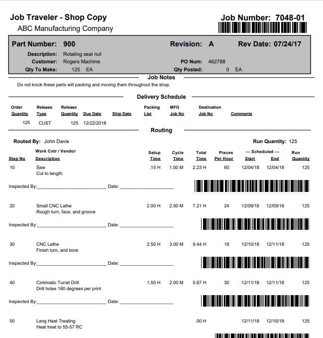 E2 Shop System Software - 5