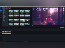 Movavi Video Editor Plus Software - 2