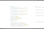 BlueWinston screenshot: Utilize AdGroups & Keywords preview mode for first 200 products within the campaign