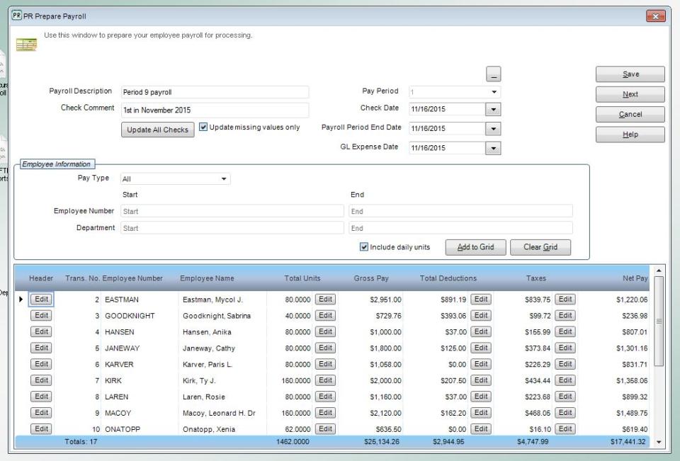 Denali Business Software - 3