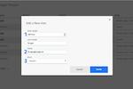 Snaps screenshot: Snaps new user addition