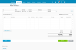 Xero Screenshot: Xero Invoices