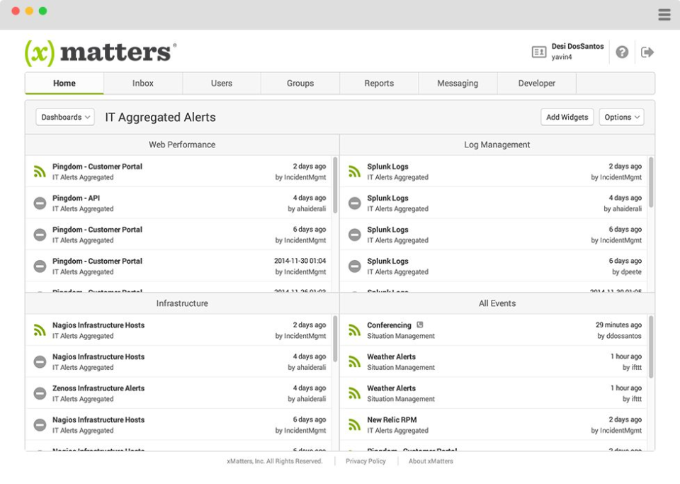 xMatters Software - 5