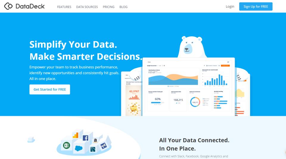 Datadeck Software - 1
