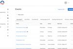 Capture d'écran pour Mobilize : Mobilize admin dashboard