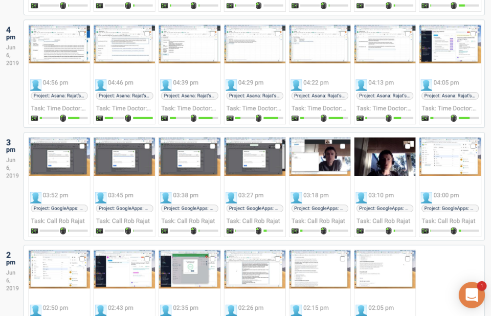 Capture Screenshots