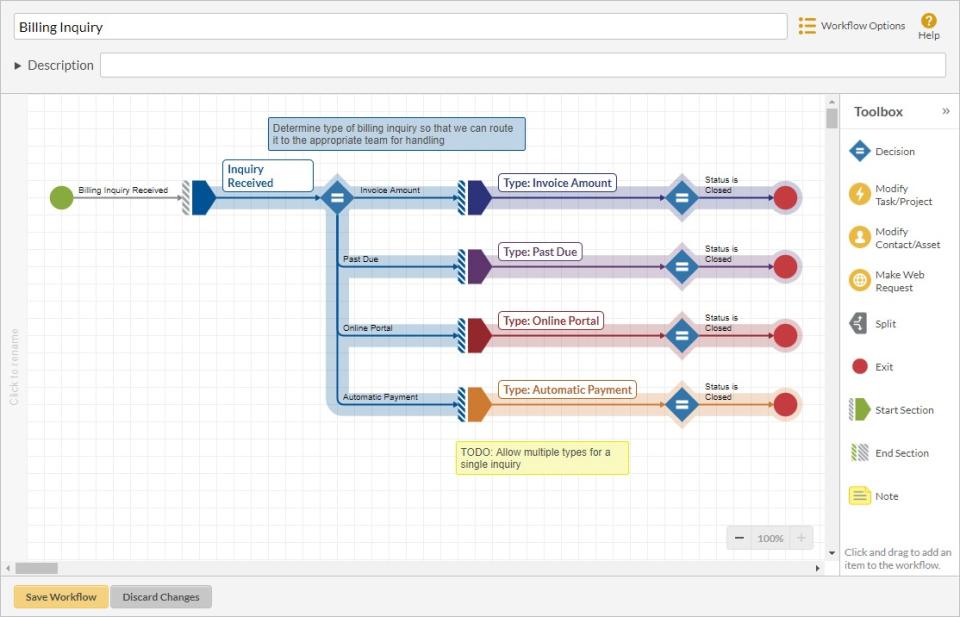 HighGear Visual Workflow Designer