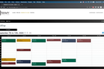 Resawod screenshot: Resawod activity schedule