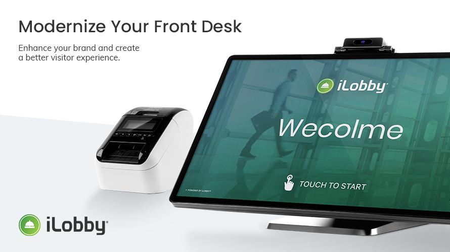 Modernize Your Front Desk