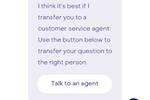 Capture d'écran pour Heyday : Heyday mobile conversation