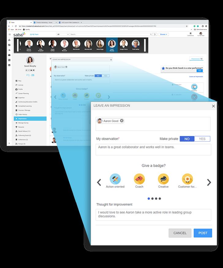 Saba Cloud Software - 4