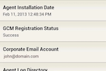 ManageEngine Mobile Device Manager Plus screenshot: Device Details