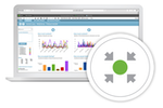 Capture d'écran pour QlikView : Integrate with other apps