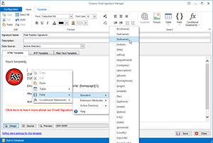 Email Signature Manager Logiciel - 2