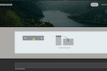 Webador screenshot: Webador drag-and-drop builder