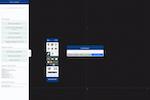Bluescape screenshot: Bluescape navigation menu