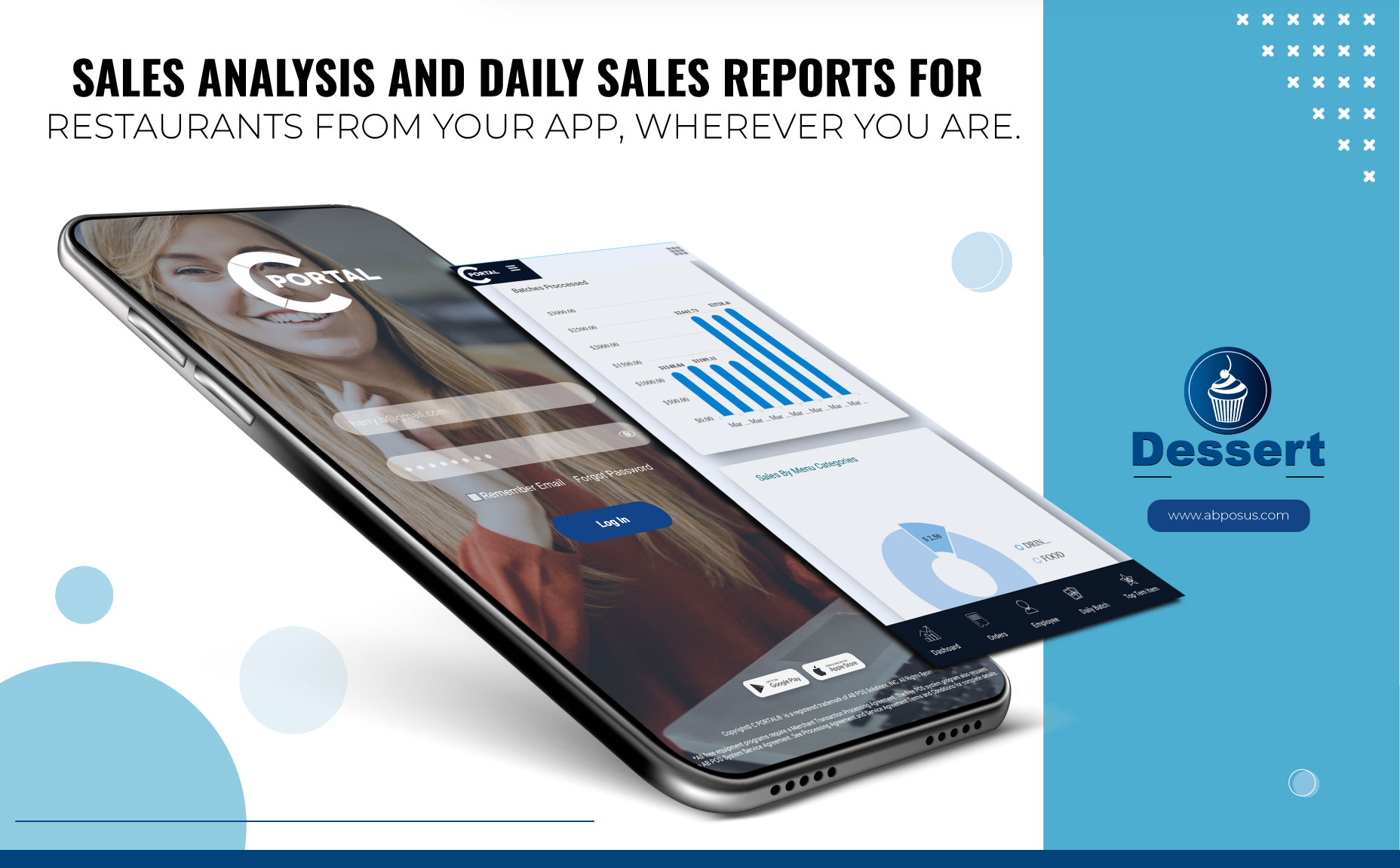 Get quick access to a full range of reports. Say goodbye to number crunching and hello to knowing exactly how well your business is doing.