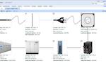 Capture d'écran pour Sunbird DCIM : Sunbird DCIM power management dashboard screenshot