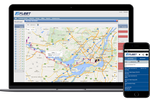 ClearDestination screenshot: JFleet is ClearDestination's Transport Management Software (TMS) module that provides real time driver tracking, equipment maintenance monitoring, dashboard reporting, plus the JFleet mobile app for assisting communications between dispatcher and driver