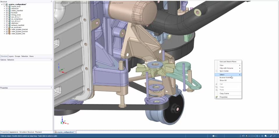 DesignSpark Mechanical Software - 3