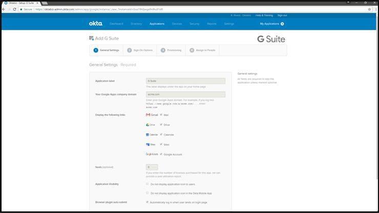 Okta Software - 2