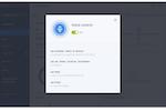 Captura de tela do Acronis Cyber Protect Cloud: Acronis Cyber Protect Cloud voice control